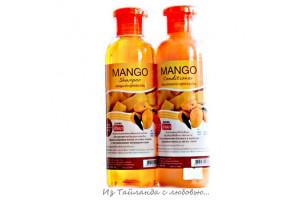 """Banna MANGO набор шампунь для волос и кондиционер """"МАНГО"""" (360*2шт)"""