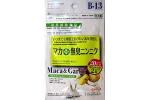 "DAISO MACA&GARLIC витамины для мужчин ""МАКА И ЧЕСНОК"""