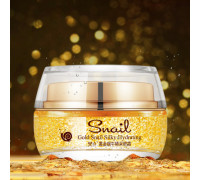 Venzen Gold Snail Silky Hydration гель для лица Золото, Улитка, Икра