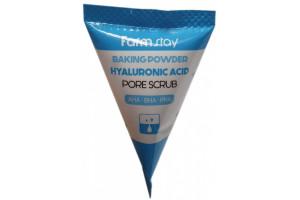 Baking Powder Hyaluronic Acid скраб с гиалуроновой кислотой (7 гр, пирамидка)