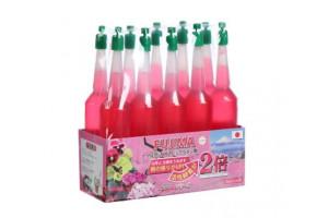FUJIMA Японское удобрение для цветущих (активация цветения) - розовое (35мл* 10шт)