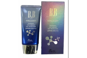 Ekel BB Cream Collagen SPF 50+/PA+++ ББ крем с коллагеном (50 мл)