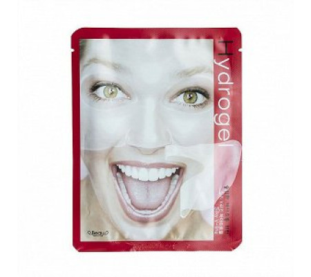 BeauuGreen Silky V-line Hydrogel Mask гидрогелевая маска для V зоны с лифтинг эффектом
