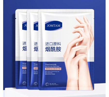 Jomtam Vaseline Niacinamide Hand Mask маска-перчатки для рук
