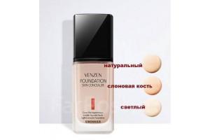 Venzen Foundation Skin тональный консилер для лица (слоновая кость)