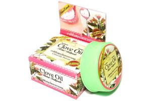 Отбеливающая зубная паста Clove Oil с гвоздичным маслом (30 гр, Тайланд)