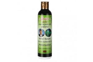 JINDA HERBAL Hair Shampoo шампунь от выпадения волос (250 мл, Тайланд)