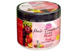 """Banna Mixed Fruit маска для волос """"Фруктовый Микс"""" (300 мл, Тайланд)"""