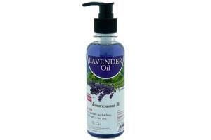 Banna Lavender Oil массажное масло экстрактом цветов Лаванды (250 мл)