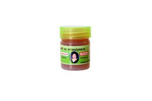 Противогрибковая мазь для лечения грибка кожи и ногтевой пластины HAMAR №82 (5 гр, Тайланд)
