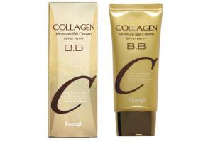 Enough Collagen Moisture BB Cream SPF47PA+++ Коллагеновый увлажняющий ББ крем (50 мл)