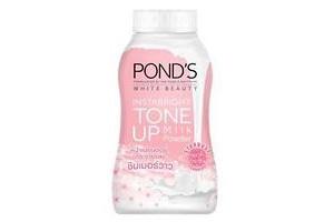 Pond's Tone Up Milk Powder Instant Bright рассыпчатая пудра с эффектом здорового сияния и защитой от солнца