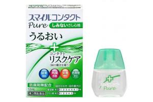 Lion Smile Contact Pure капли от сухости глаз для контактных линз (индекс свежести 0)
