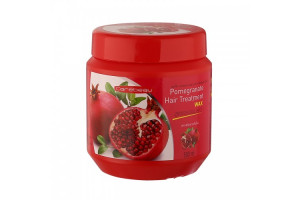"""Carebeau Pomegranate Hair Treatment Wax маска для волос """"Гранат""""  (500 мл, Тайланд)"""