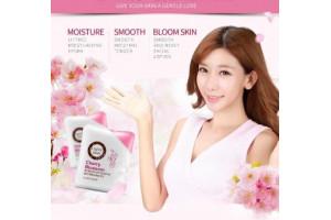 Rorec Cherry Blossom гель скатка для тела
