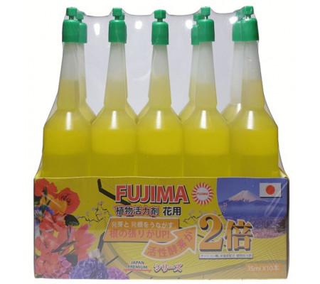 FUJIMA Японское удобрение (для деревьев, цветов, луковичных) - желтое (35мл*1шт)