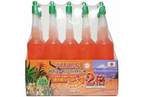 FUJIMA Японское удобрение (для кактусов и суккулентов) - оранжевое (35 мл*10 шт)