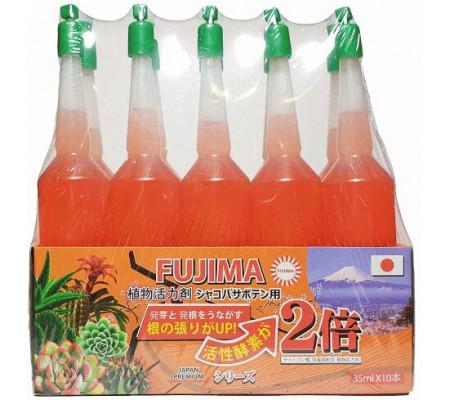 FUJIMA Японское удобрение (для кактусов и суккулентов) - оранжевое (35 мл*1 шт)
