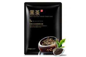 Images Black Tea маска на тканевой основе с экстрактом черного чая