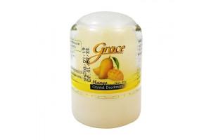 "Grace Crystal Alum Deodorant кристаллический дезодорант ""Манго"" (50 гр)"