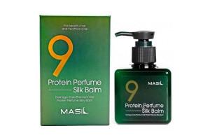Masil 9 Protein Perfume Silk Balm несмываемый бальзам для поврежденных волос (180 ml)