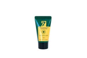 May Island 7 Days Secret Centella Cica Cleansing Foam Очищающая пенка для проблемной и чувствительной кожи (30 мл)