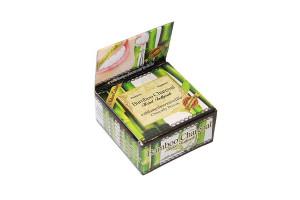 Отбеливающая зубная паста Rochjana с бамбуковым углем (30 гр, Тайланд)