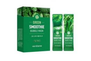 Verobene Green Smoothie Bubble Mask кислородная маска смузи