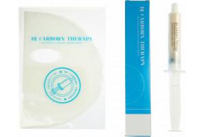 DJ CARBORN THERAPY CO2 набор на 1 процедуру карбокситерапии (1 маска + 1 шприц с гелем)