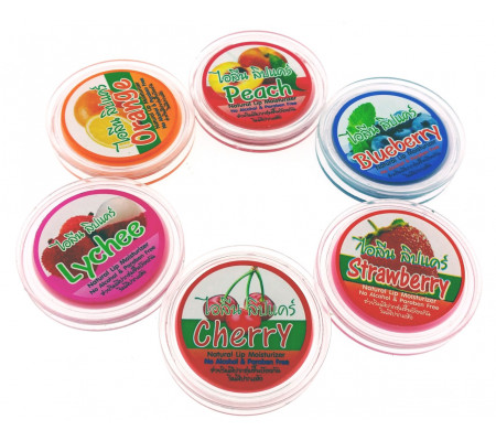 "I Lene Lip Care Cherry Lip Moisturizer бальзам для губ ""Вишня"" (10 гр, Тайланд)"