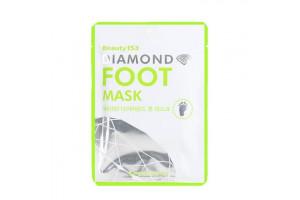 BeauuGreen Beauty 153 Diamond Foot Mask питательная маска для ног