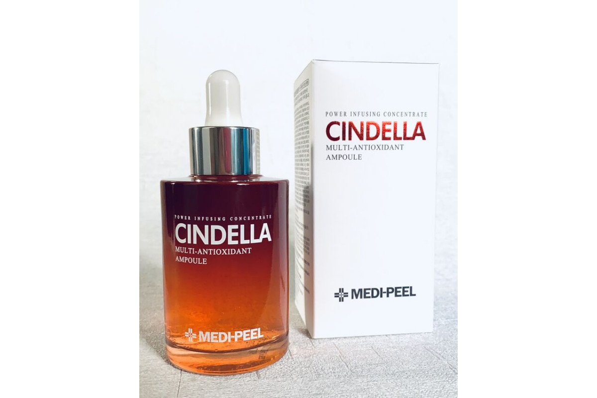 Cindella Multi-Antioxidant Ampoule мульти-антиоксидантная сыворотка (100 мл)