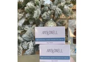 Missonell Brightening Moist Power Eye Cream осветляющий крем для век