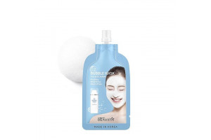 Beausta O2 Bubble Mask очищающая кислородная маска для лица (20 мл, тревел-версия)