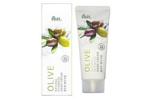 EKEL Hand Cream Intensive Olive крем для рук интенсивный с оливой (100 мл)