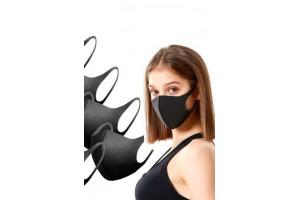 Mask Low Air Resistance Breathe More Smoothy маска защитная из неопрена (многоразовая)