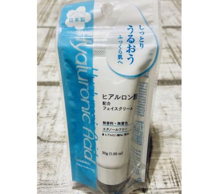 "Daiso Hyaluronic Acid Face Cream D HY крем для лица ""Гиалуроновый"" (30 гр, Япония)"