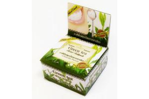 Отбеливающая зубная паста Rochjana с экстрактом зеленого чая