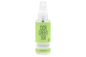 Enough Cica Green Tea Moisture Facial Mist Увлажняющий мист с экстрактом зеленого чая