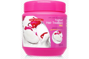 Carebeau Yoghurt Hair Treatment йогуртовая маска для волос (500 мл)