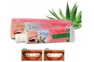 Isme Rasyan Herbal Clove Toothpaste отбеливающая зубная паста с маслом гвоздики (30 гр, туба)