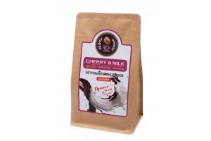 Натуральный молотый кофе Cherry & Milk Coffee