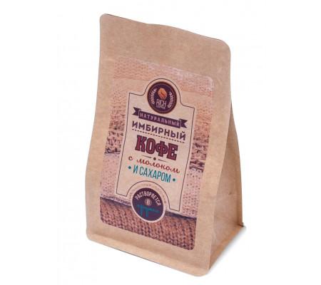 Имбирный кофе с молоком и сахаром (250 гр)