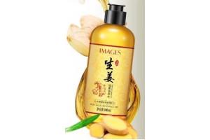 Имбирный шампунь для волос Images Silky Delicate (300 мл)