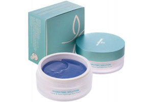 BeauuGreen Coral&Aqua Hydrogel Eye Patch гидрогелевые патчи с экстрактом коралла и морской водой