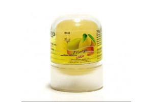 "Thai Kinaree  кристаллический натуральный антибактериальный дезодорант ""Манго"" (40 гр)"
