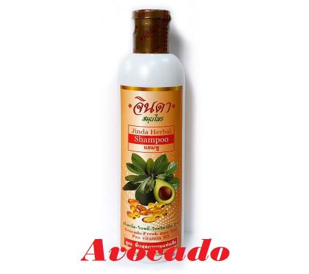 "Jinda Avocado-Fresh Mee Leaf Pro Vitamin B5 Shampoo шампунь для волос ""Авокадо и Витамин В5"""