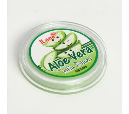 """I Lene Lip Care Aloe Vera Lip Moisturizer бальзам для губ """"Алоэ"""" (10 гр, Тайланд)"""