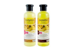 "Banna Banana набор шампунь для волос и кондиционер ""Банан"" (360*2шт)"