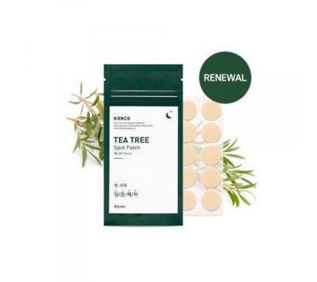 A'pieu Nonсo Tea Tree Spot Patch патчи от акне с чайным деревом (12 шт)